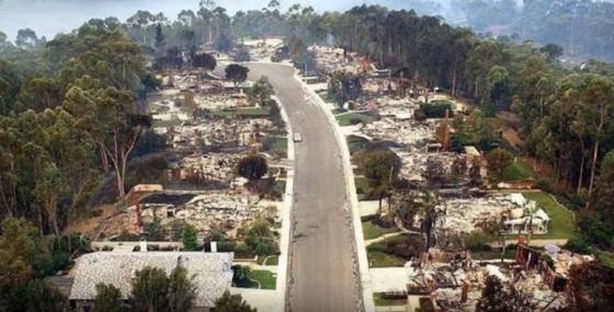 Camp Fire Paradise Lost to Agenda 21? California-wildfire
