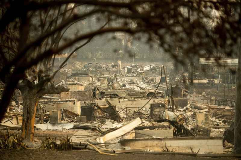 California Wildfire: Another Directed Energy Weapon Attack