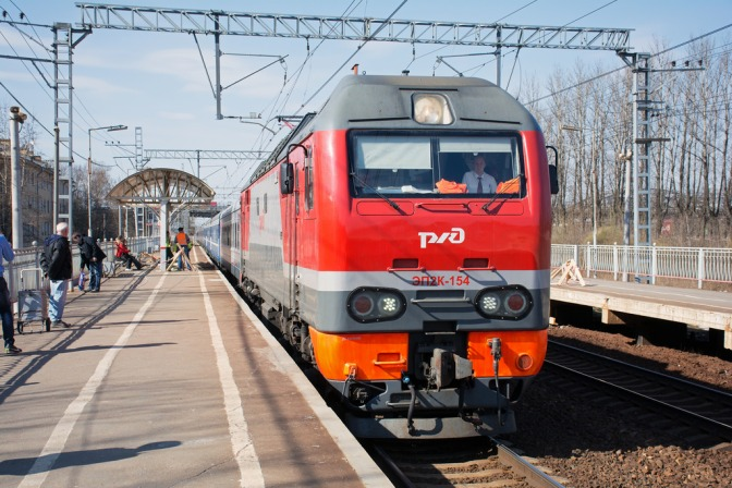 Railway Partnership Agreement between Russia and India is Under Way
