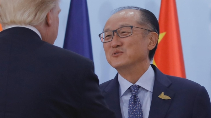 Obama Appointed WB President Jim Yong Kim Abruptly Resigns, Here's why