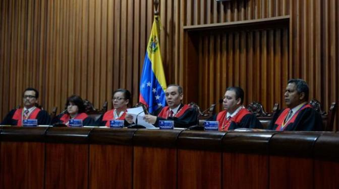 Venezuelan Supreme Court Fights Back Deep State Regime Change