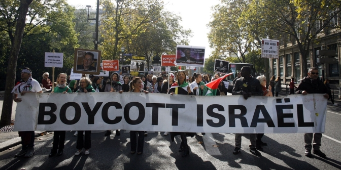 "Anti-Semitism and ""The Israel Project"""