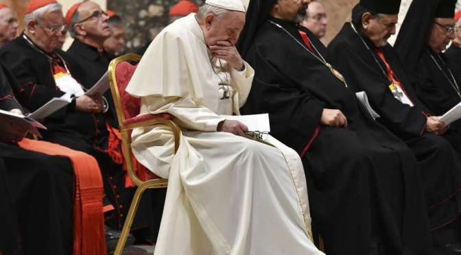 Pope Francis fired as 13 bloodlines, Gnostic Illuminati negotiate end of Western civil war