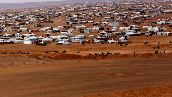 Rukban: A US-Controlled Concentration Camp in Syria