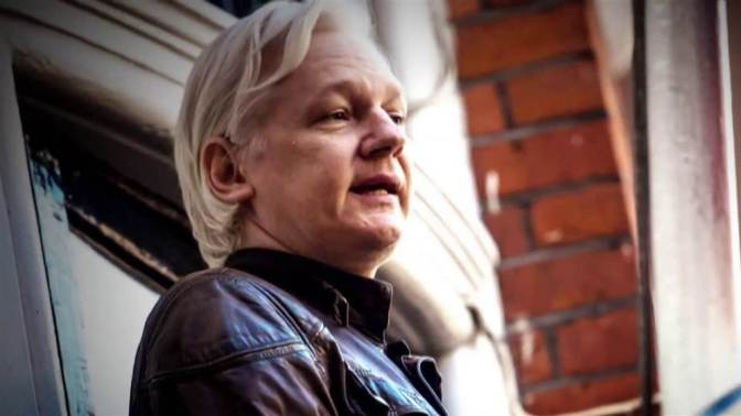Attack on WikiLeaks' Julian Assange is an Attack on Us All