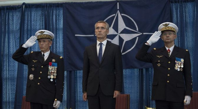 Without Disinformation, NATO Would Crumble