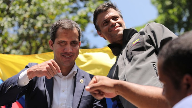 Low Budget Coup Fizzles Out Quickly in Venezuela