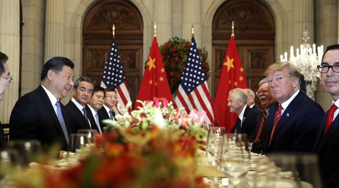 Chinese threat to dump U.S. treasuries is elephant in room of US-China trade war