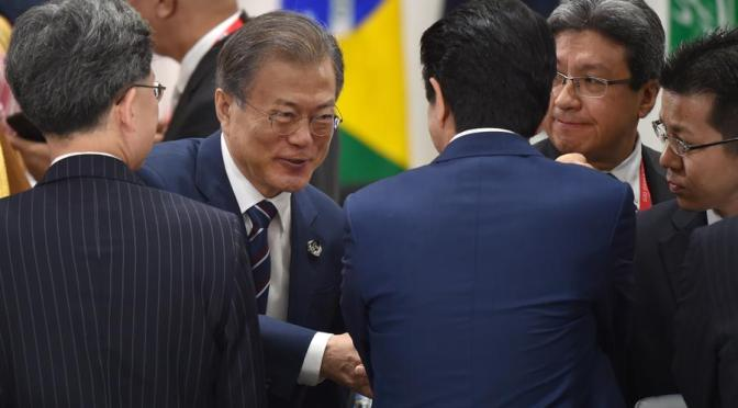 Northeast Asia Unraveling Amid US Retreat