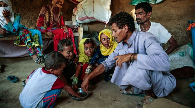 As Yemen Starves, International Aid Agencies Play Politics With Food