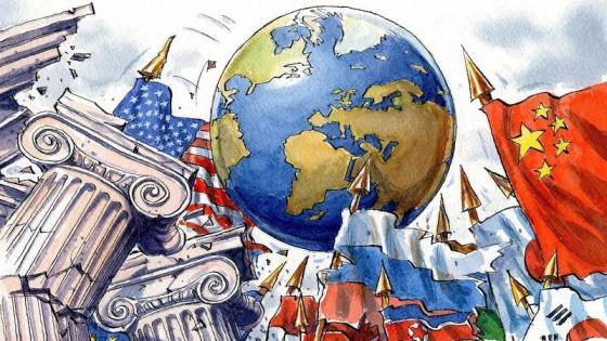 New World Order in Meltdown Russian-economy