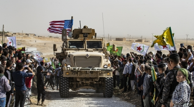 How the US Regime 'Justifies' the Theft of Syria's Oil