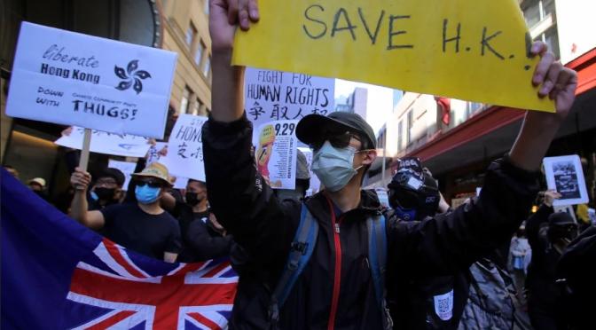 Hong Kong, the Treaty of Nanjing Returns