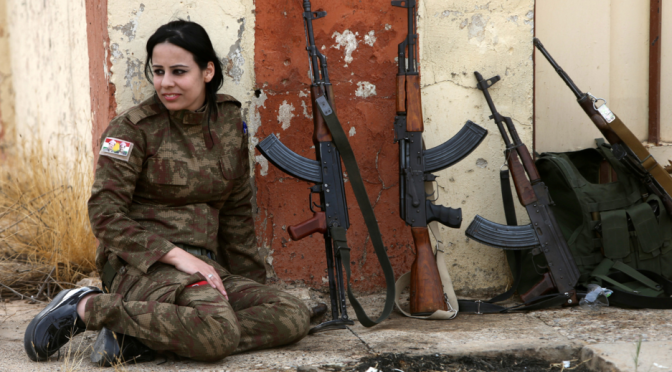 US Betrays Kurds – Again